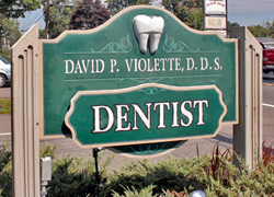 Dr. David Violette, West Bridgewater MA dental office, dental surgery, composites, dental implants, crowns, full & partial dentures, southeastern MA